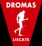 logo dromas liscate